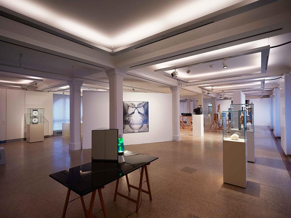 Blick in die Ausstellung / Exhibition view